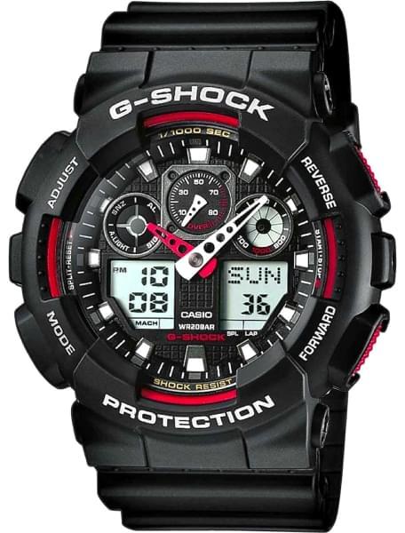 Наручные часы Casio GA-100-1A4