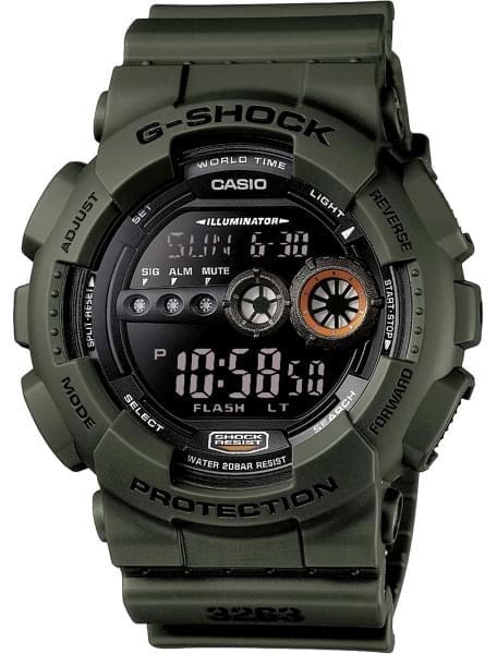 Наручные часы Casio GD-100MS-3E