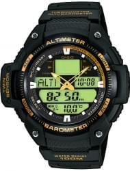Наручные часы Casio SGW-400H-1B2
