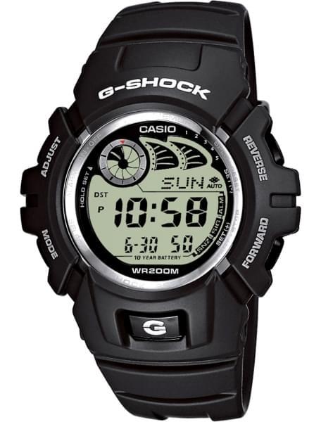 Наручные часы Casio G-2900F-8V - фото спереди