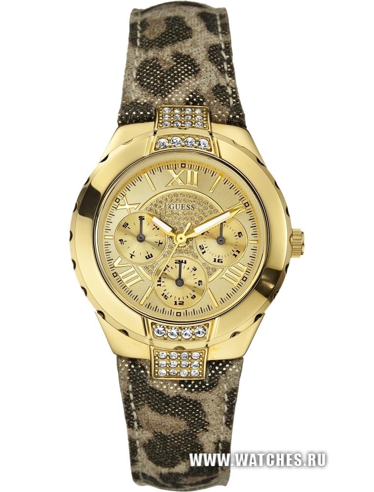 Купить наручные часы Guess W0023L1 с доставкой по Москве, продажа женских часов Гесс W0023L1 - цена в интернет-магазине