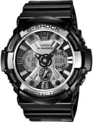 Наручные часы Casio GA-200BW-1A