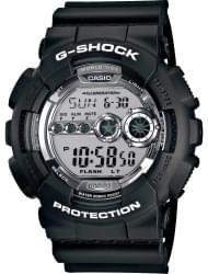 Наручные часы Casio GD-100BW-1E