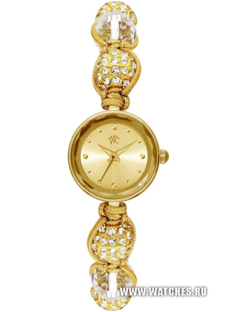 РФС,P800312-13G2G,Наручные часы. Женские наручные часы с браслетом Шамбала из коллекции- Вдохновение созданные для