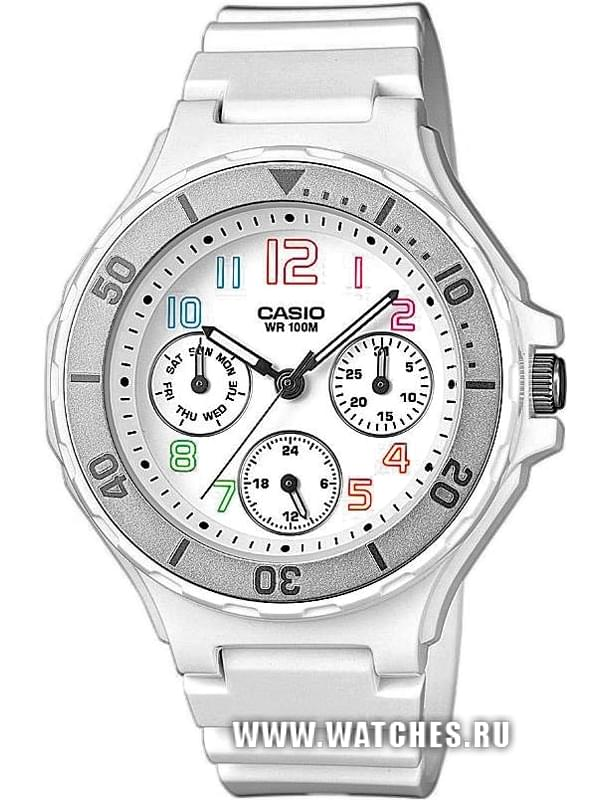 Часы casio lrw 250h 7b