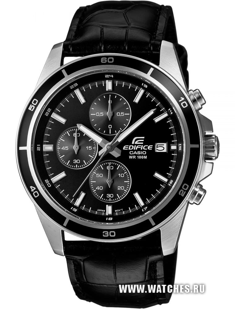 Наручные часы Casio EFR-526L-1A  купить в Уфе по низкой цене, фото ... 9199eaf7043