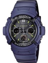 Наручные часы Casio AWG-M100NV-2A