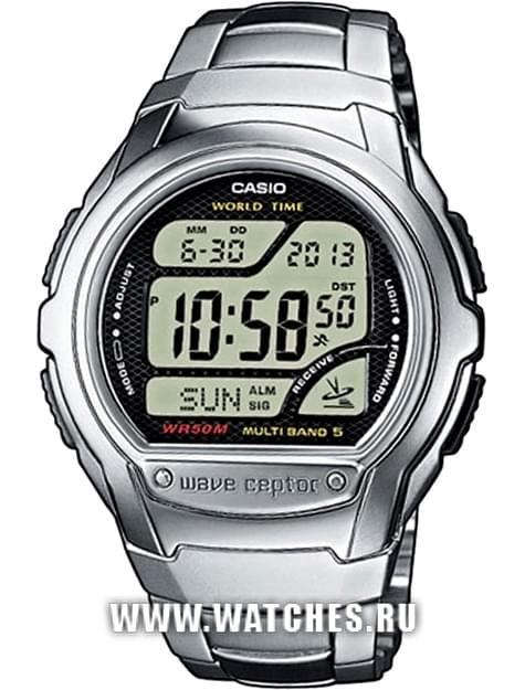 Наручные часы Casio WV-58DE-1A f76b58f766ade