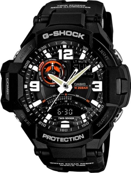 Часы g shock ga 1000 1a
