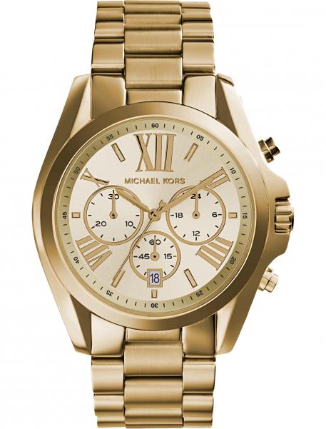 Наручные часы Michael Kors MK5605 - фото спереди