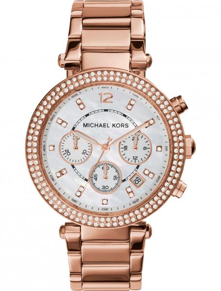 Наручные часы Michael Kors MK5491 - фото спереди