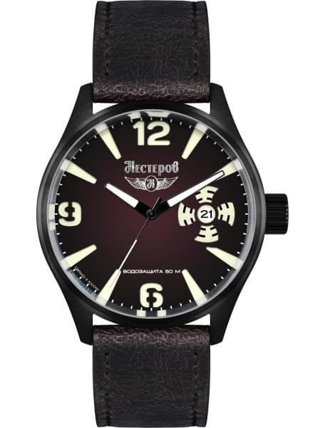 Наручные часы Нестеров H098732-15BR