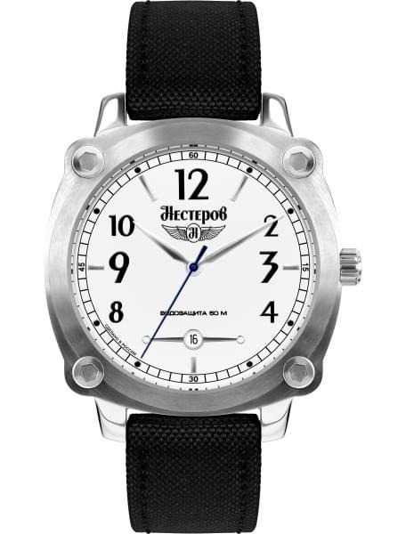Наручные часы Нестеров H098802-175A - фото спереди