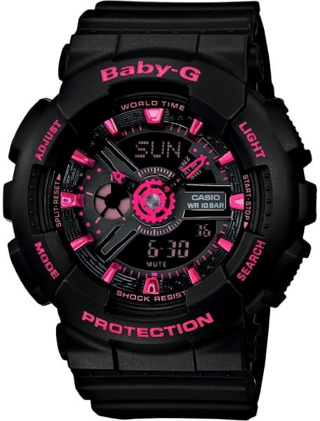 Наручные часы Casio BA-111-1A