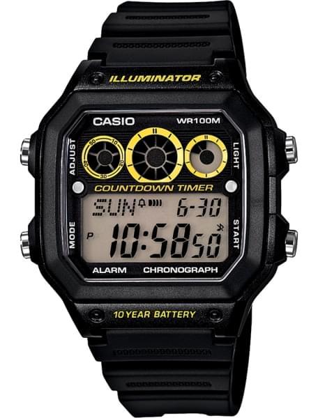 Наручные часы Casio AE-1300WH-1A