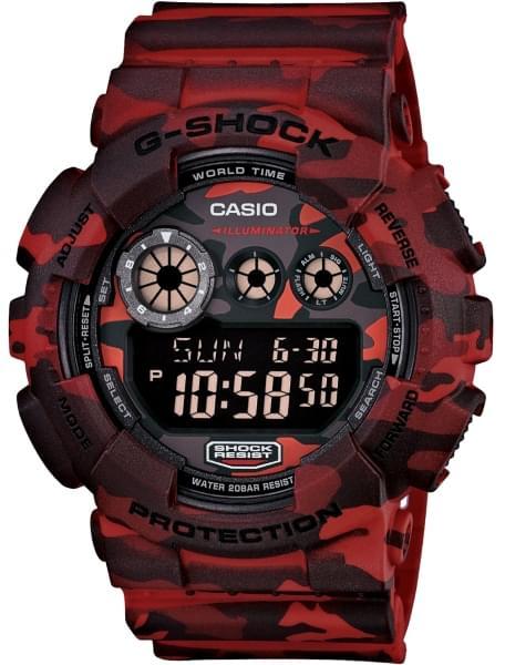 Наручные часы Casio GD-120CM-4E
