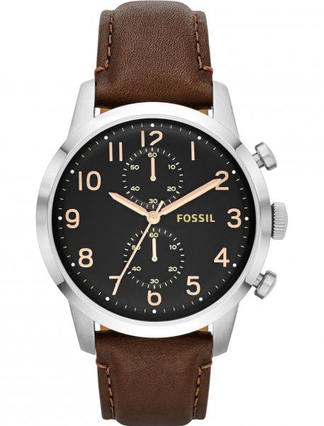 Наручные часы Fossil FS4873 - фото спереди