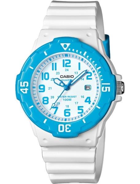 Наручные часы Casio LRW-200H-2B - фото спереди