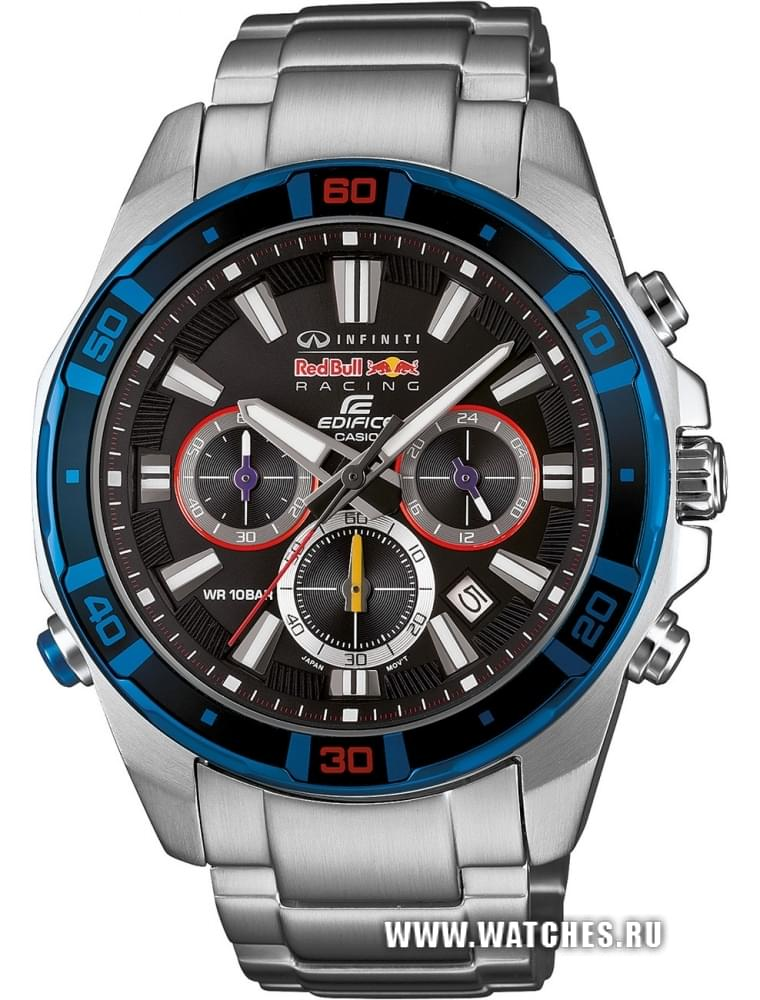 Водонепроницаемые часы Casio Edifice WR 100m 200m Каталог