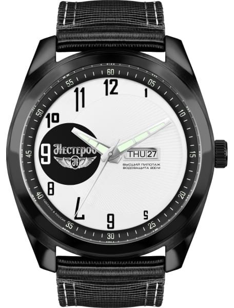Наручные часы Нестеров H118532-175A
