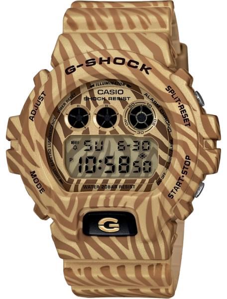 Наручные часы Casio DW-6900ZB-9E