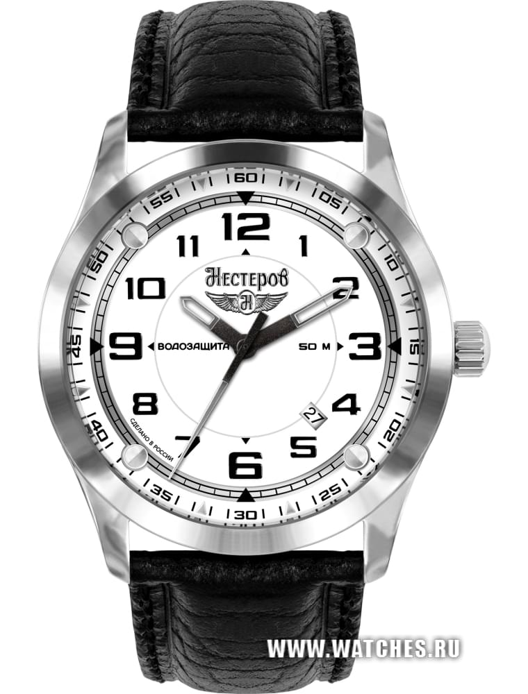 4a640ad3ad02 Наручные часы Нестеров H0959B02-05A  купить в Москве и по всей ...