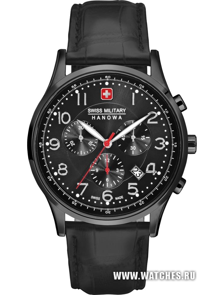 Швейцарские часы Hanowa - lesmontresru