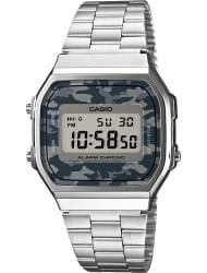 Наручные часы Casio A-168WEC-1E