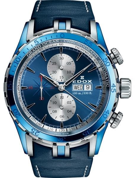 Наручные часы Edox 01121-357BBUIN - фото спереди