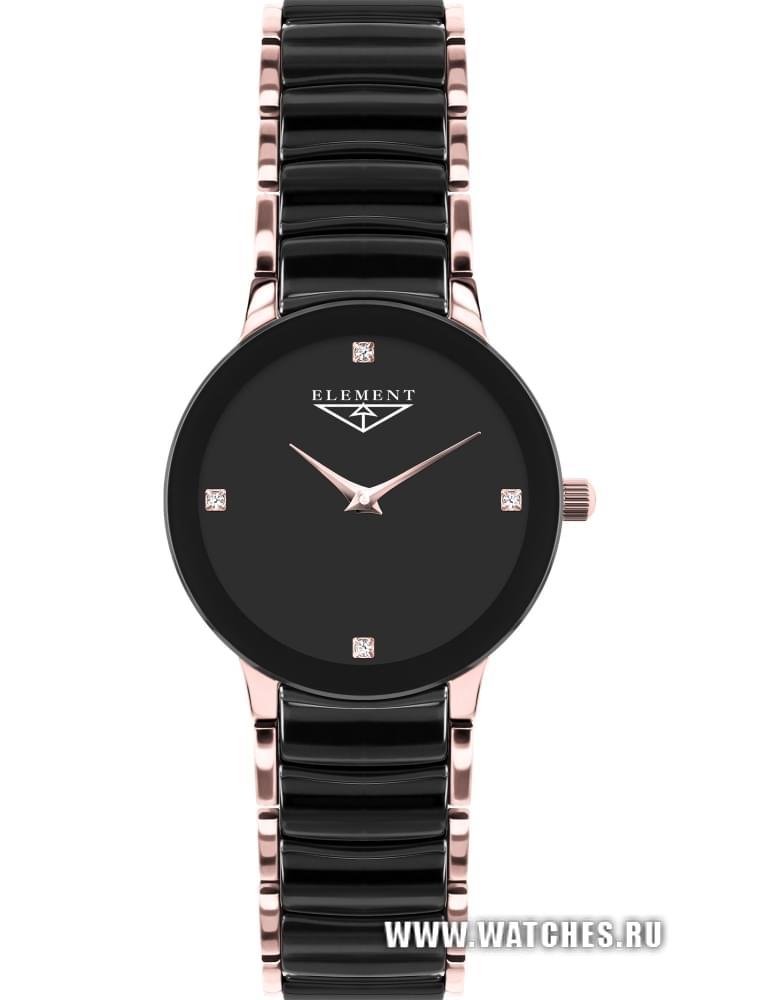 Черные наручные часы  купить оригиналы в Москве и по всей России по ... 4dac82cb42f
