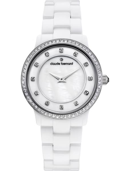 Наручные часы Claude Bernard 20203-BAB - фото спереди