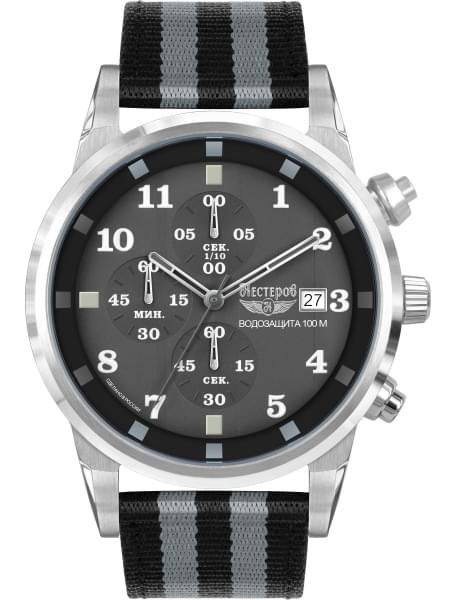 Наручные часы Нестеров H058902-175K - фото спереди