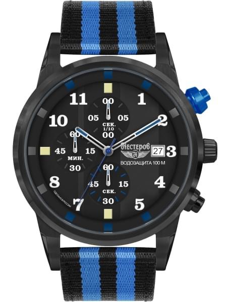Наручные часы Нестеров H058932-175EB - фото спереди