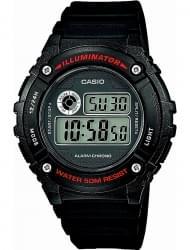 Наручные часы Casio W-216H-1A