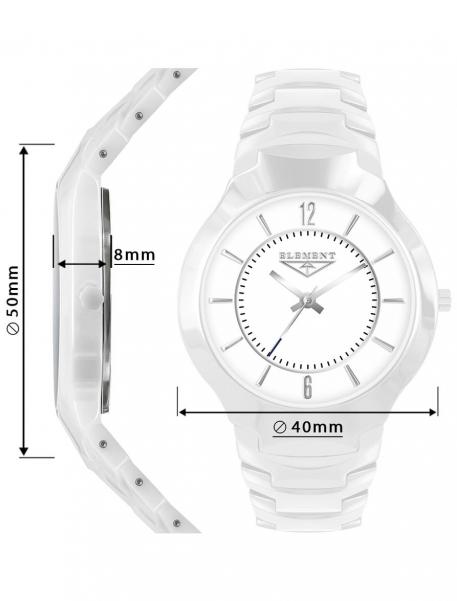 Наручные часы 33 ELEMENT 331423C - фото с размерами