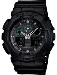 Наручные часы Casio GA-100MB-1A