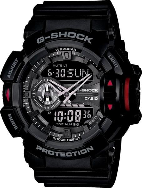 Наручные часы Casio GA-400-1B
