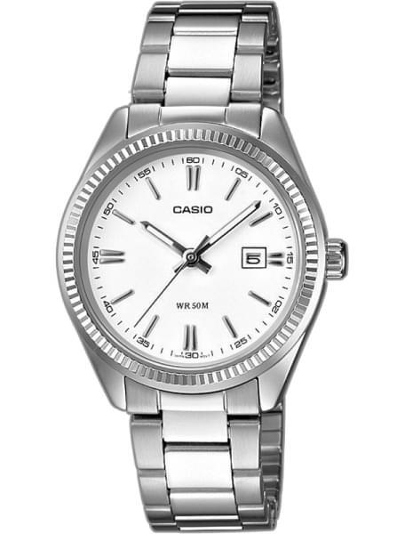 Наручные часы Casio LTP-1302PD-7A1 - фото спереди