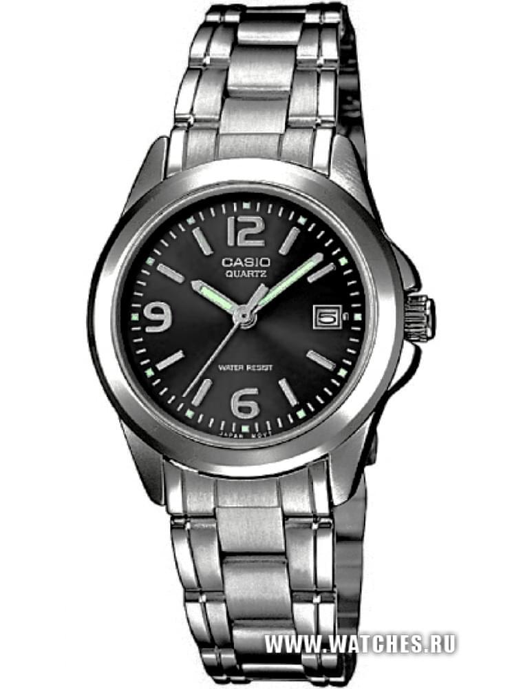 Наручные часы Casio LTP-1259PD-1A  купить в Москве и по всей России ... 6198905e219ba