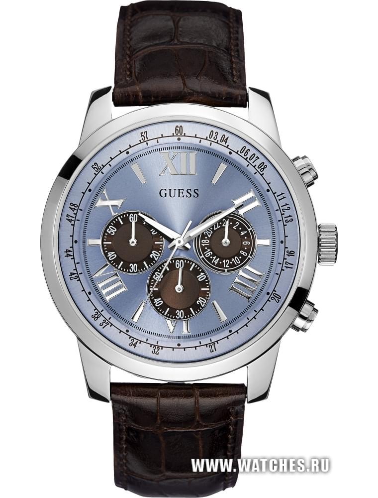 Наручные Часы GUESS Watch W0380G6 на Амазон. Купить наручные часы с amazon доставкой в Украину