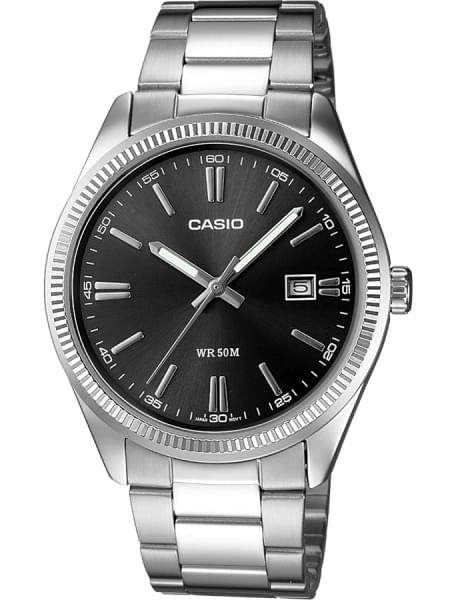 Наручные часы Casio MTP-1302PD-1A1 - фото спереди