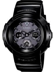 Наручные часы Casio AWG-M510BB-1A