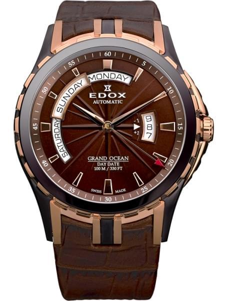 Наручные часы Edox 83006-357BRBRIR - фото спереди