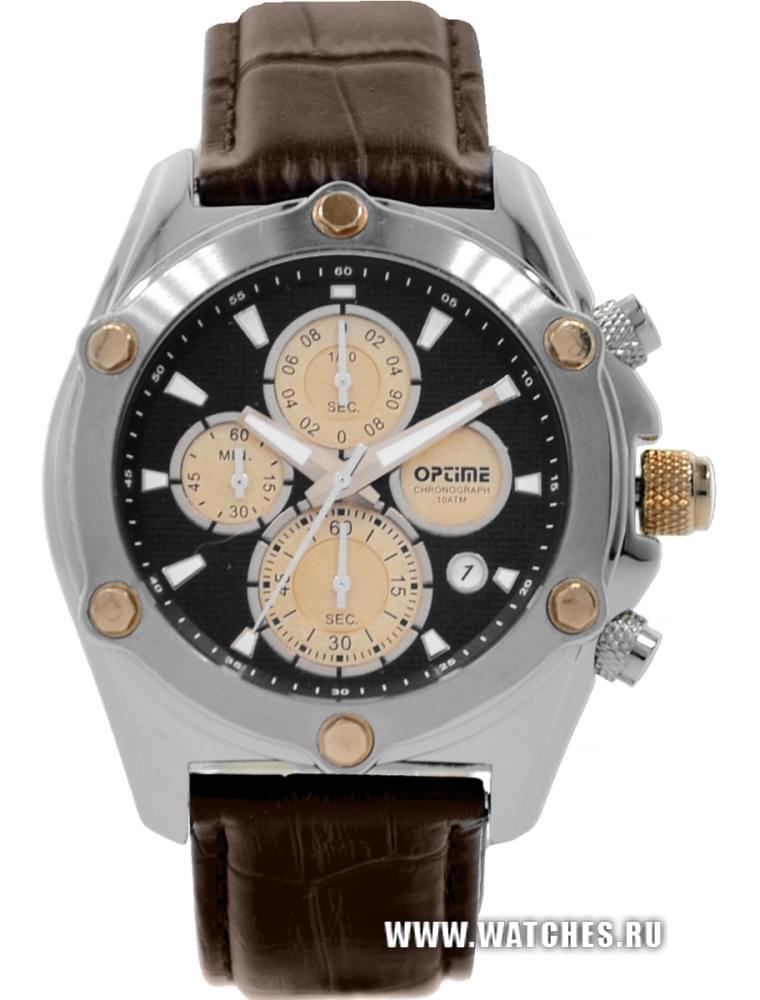 Наручные часы Optime OG31552-54BR - ufawatchesru