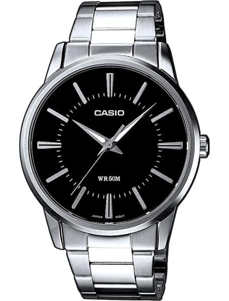 Наручные часы Casio MTP-1303PD-1A - фото спереди