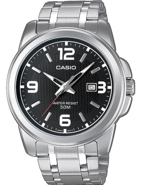 Наручные часы Casio MTP-1314PD-1A - фото спереди