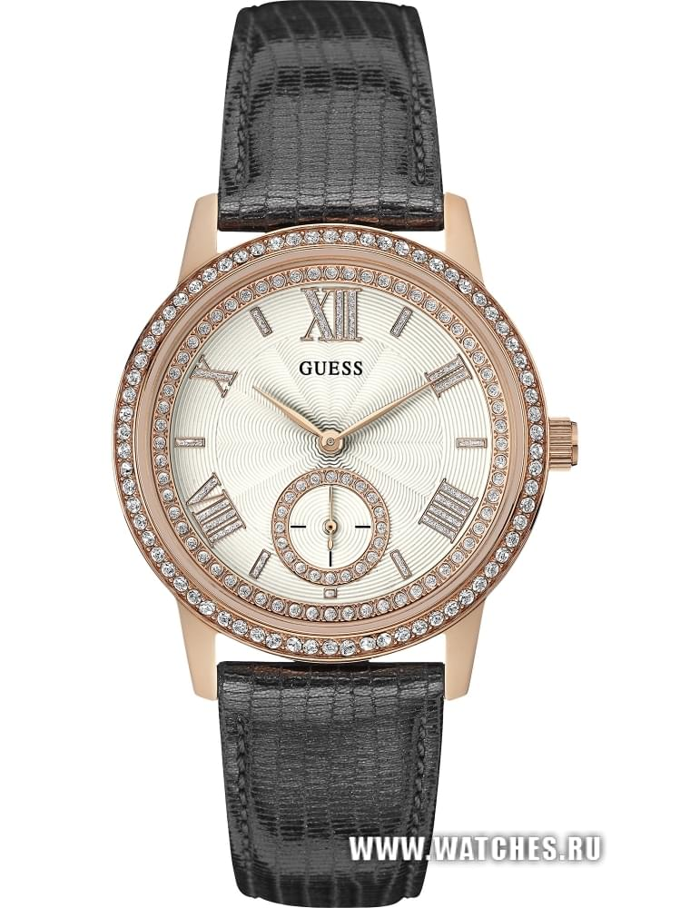 Поиск Guess Женские американские наручные часы Guess W0546L1 фото