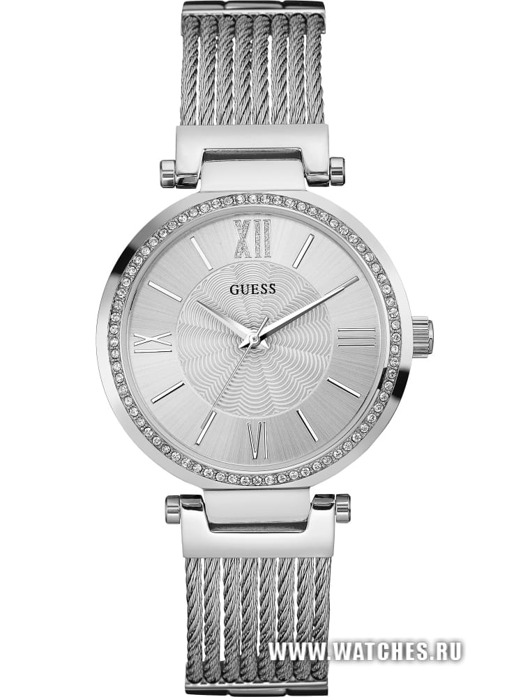 4dbab4fcf02f Наручные часы Guess W0638L1  купить в Москве и по всей России по ...