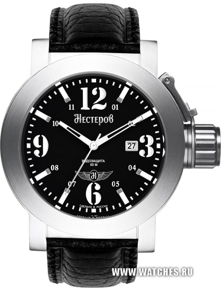 7a95c7066cad Наручные часы Нестеров H0957B02-05E  купить в Москве и по всей ...