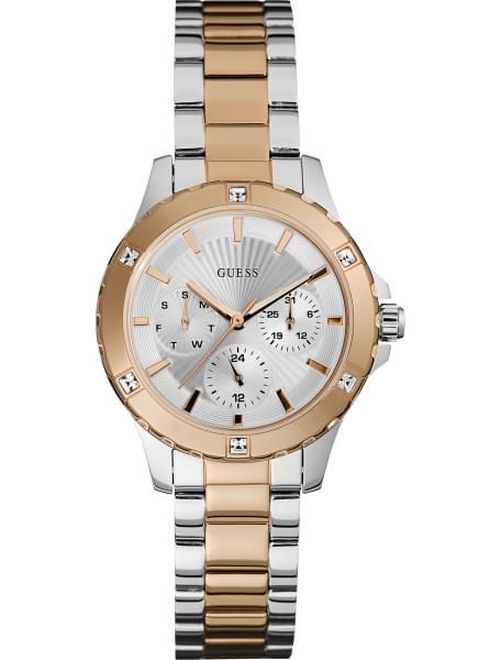 Наручные часы Guess W0443L4 - фото спереди